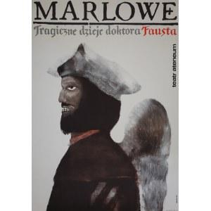 proj. Maciej URBANIEC (1925-2004), Plakat