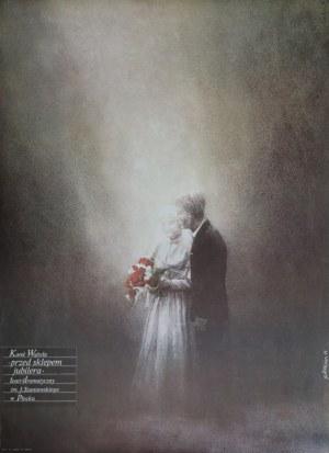 proj. Jan Jaromir ALEKSIUN (ur. 1940), Plakat do spektaklu