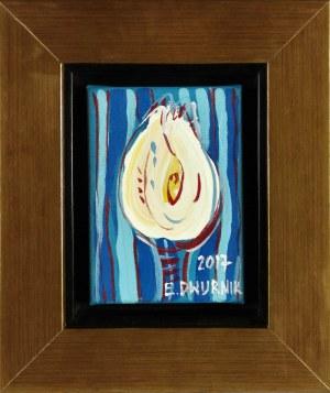Edward DWURNIK (1943-2018), Tulipan, 2017