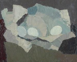 TADEUSZ CHROBAK (ur. 1922), Kompozycja abstrakcyjna