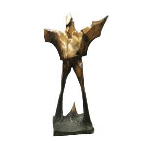Adam MYJAK (ur. 1947), Z cyklu: Figury skrzydlate, 2013