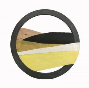 Arkadiusz RUCHOMSKI (ur. 1978), Enso II, z cyklu: Pejzaże otwarte, 2020