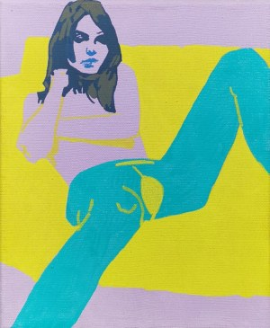 Agnieszka SANDOMIERZ (ur. 1978), Bez tytułu II, 2020