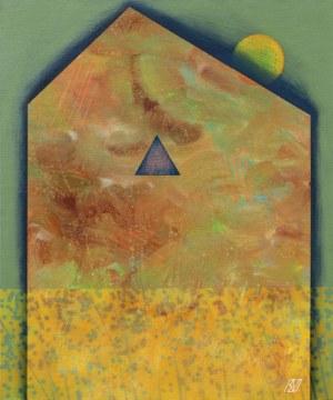 Serge VASILENDIUC (ur. 1972), House of Summer Moon, 2019
