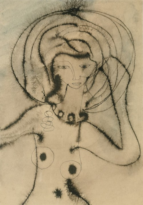 Urszula BROLL (1930-2020), Portret