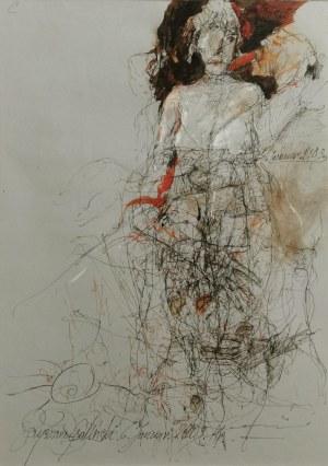 Ryszard OPALIŃSKI (ur. 1947), Kompozycja figuralna, 2009