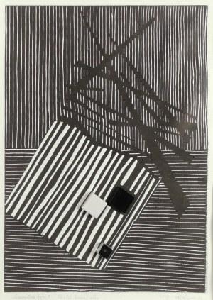 Katarzyna LIPSKA-ZIĘBIŃSKA (ur. 1974), Geometria bytu I, 2019