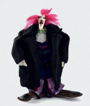 Paweł ALTHAMER (ur. 1967), Lalka - klaun, 1996