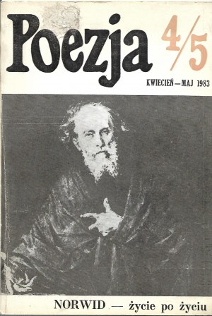 POEZJA 4/5 Kwiecień-Maj 1983 NORWID