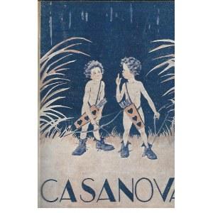 Casanova Giacomo MOJE PRZYGODY MIŁOSNE(W SZWAJCARJI)