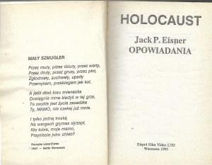 Eisner Jack P. HOLOCAUST OPOWIADANIA