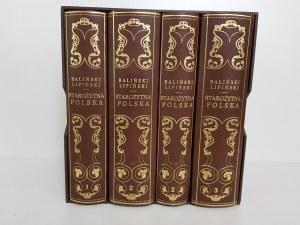 Baliński Lipiński STAROŻYTNA POLSKA Wydanie 1 1843-1846