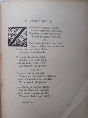 MICKIEWICZ Adam POEZYE 1922 [NA STULECIE PIERWSZEJ EDYCJI] Il. GRONOWSKI