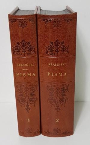 Krasiński Zygmunt PISMA Wydanie krytyczne zupełne