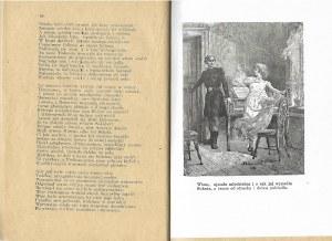Mickiewicz Adam PAN TADEUSZ 12 ilustracji Andriollego, Wyd.1946