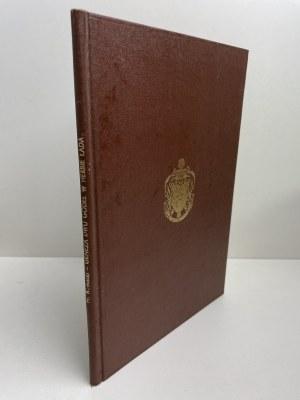 KAMOCKI Geneza dwu godeł w herbie Łada. Warszawa 1925