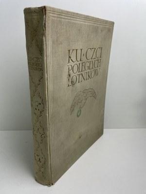[LOTNICTWO] Ku czci poległych lotników Warszawa 1933