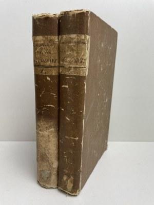 [LUDWIK XVI] BABIÉ IMBERT Correspondance politique et confidentielle inédite de Louis XVI...Paris (Paryż) 1803,