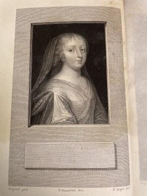 SÉVIGNÉ, Madame de .. Lettres de Madame de ... Paris (Paryż) 1806 RZADKOŚĆ