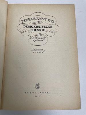 TOWARZYSTWO Demokratyczne Polskie