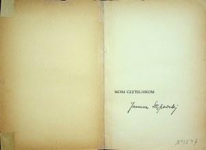 STĘPOWSKI Janusz - Na morskich szańcach Rzplitej. Kronika historyczna Autograf autora