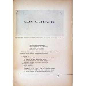 [MICKIEWICZ] Samuel FISZMAN - Mickiewicz w Rosji.