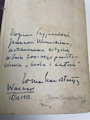 ODYNIEC Antoni Edward - Listy z podróży [Mickiewicz]