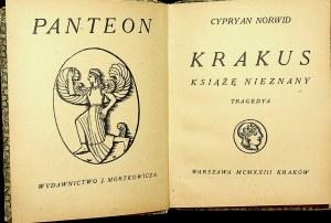 NORWID Cypryan - Krakus