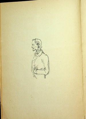 NORWID Cyprian Wystawa w 125 rocznicę urodzin - KATALOG WYSTAWOWY, 1946