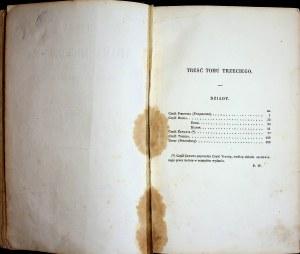 MICKIEWICZ Adam Dziady Pierwsze pełne wydanie PARYŻ 1861