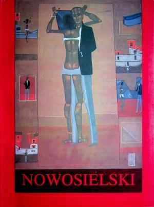 Nowosielski Jerzy. KATALOG WYSTAWY