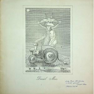 MRÓZ DANIEL Katalog 46 prac Dedykacja od Autora