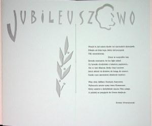 TORUŃSCY BIBLIOFILE AUTOGRAFY: NOWOSZEWSKI i RUDNICKI
