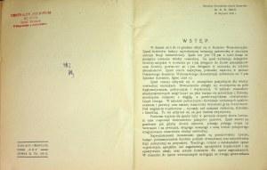 BIBLIOTECZKA WYWIADOWCZA Nr.7 1920 - WSZECHROSYJSKI ZJAZD SOWIETÓW VII. SPRAWOZDANIE, Wyd.1920