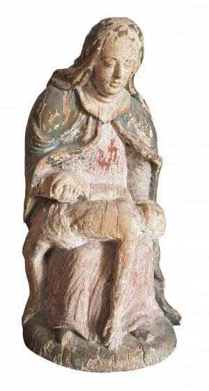 Pieta, pocz. XIX w.