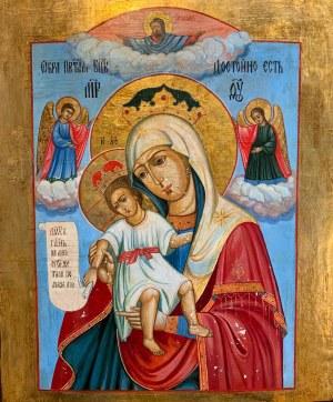 Ikona, Matka Boska z Dzieciątkiem