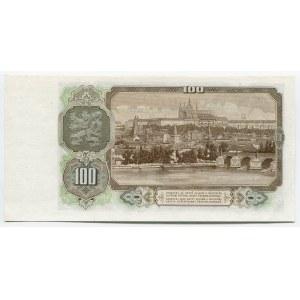 Czechoslovakia 100 Korun 1953