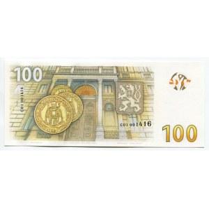 Czech Republic Commemorative Banknote 100th Anniversary of the Czechoslovak Crown 2019 (2020) Series C