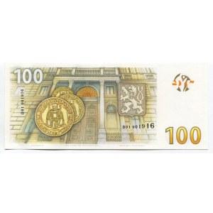 Czech Republic Commemorative Banknote 100th Anniversary of the Czechoslovak Crown 2019 (2020) Series D
