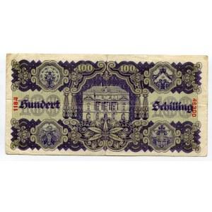 Austria 100 Schilling 1945