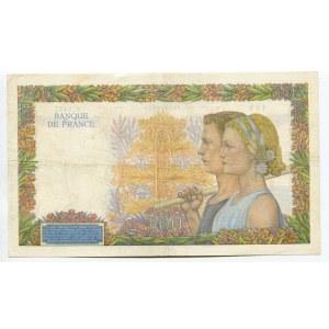 France 500 Francs 1941