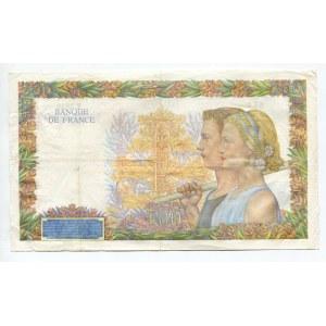 France 500 Francs 1942
