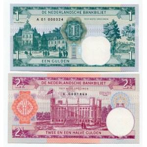 Netherlands 1 & 2-1/2 Gulden 2019 Specimen