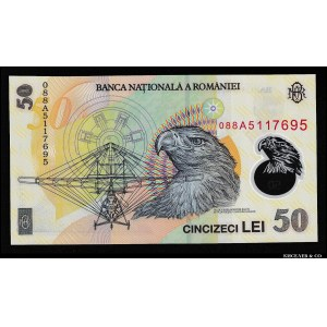 Romania 50 Lei 2008