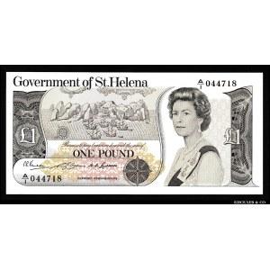 Saint Helena 1 Pound 1976