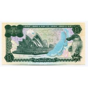 Australia New South Wales 1 Dollar 2017 Specimen