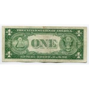 United States 1 Dollar 1935 E Silver Certificate