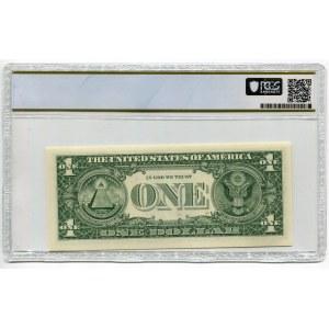 United States 1 Dollar 2017 PCGS UNC Sapmle
