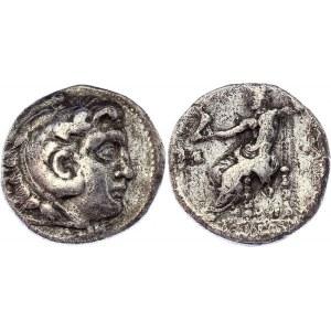 Kings of Macedonia Alexander III the Great AR Tetradrachm 323 - 320 BC