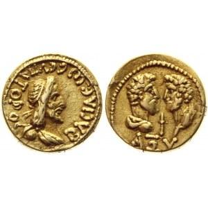 Roman Empire Kings of Bosporus Eupator Stater 165 AD